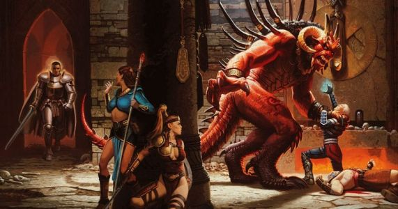 Hellboy writer accidentally confirms 'Diablo' Netflix series