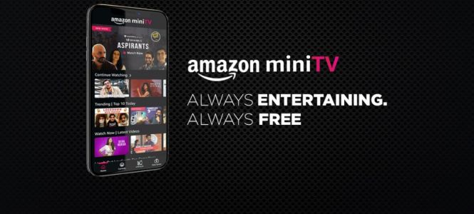 Amazon launches miniTV, a free video streaming service, in India
