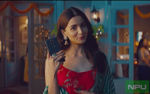"Nokia Mobile posts new videos featuring Alia Bhatt as the new face of ""Nokia smartphones"""