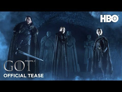 The first teaser for Game of Thrones' final season reveals a Stark family reunion