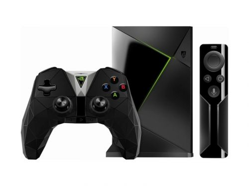 The Nvidia Shield TV streaming media player is down to $170