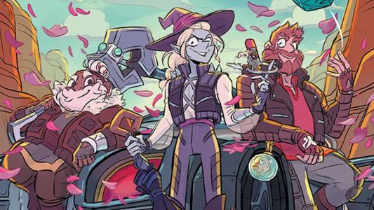 The DUNGEONS & DRAGONS Podcast THE ADVENTURE ZONE is Being Developed as an Animated Series