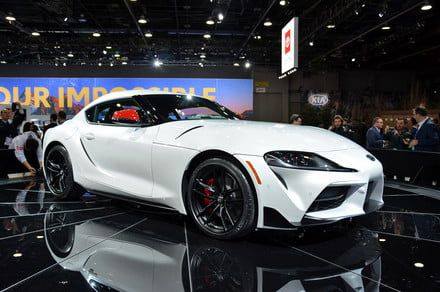 Fast and Furious fans get revved up: Toyota's Supra sports car is back