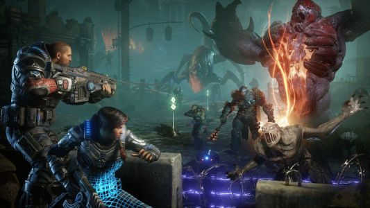 Gears 5 uses 'TrueMatch' for multiplayer, dynamically adjusts variables