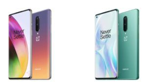 Leaked renders showcase OnePlus 8 series in black, green and 'glow' colours