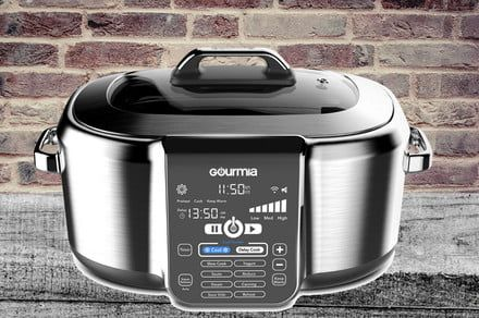 Gourmia CoolCookers refrigerate first, solving remote cooking's biggest problem