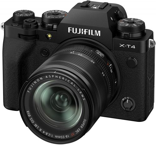Fujifilm Unveils the Flagship X-T4 Camera with IBIS, Bigger Battery, New Shutter