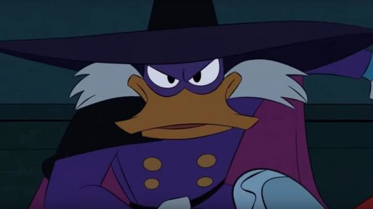 Darkwing Duck Is Returning to DUCKTALES for an Hour-Long Special