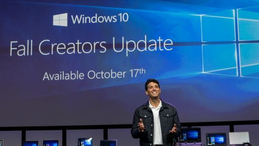 Microsoft releases yet another big update, this time for Windows 10 Fall Creators Update