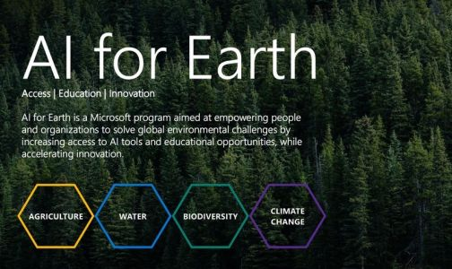Microsoft pledges another $50 million for its AI for Earth initiative