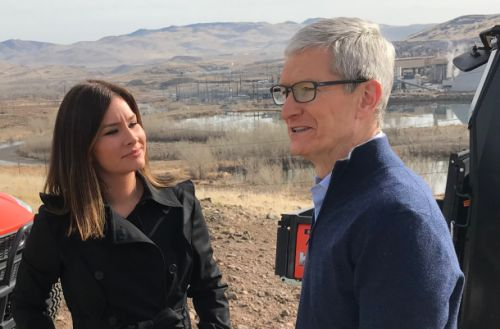 Apple CEO Tim Cook 'deeply apologizes' for iPhone battery 'miscommunication'