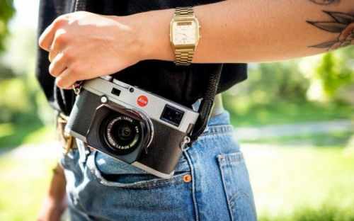 Leica M-E launched as a budget-friendly rangefinder
