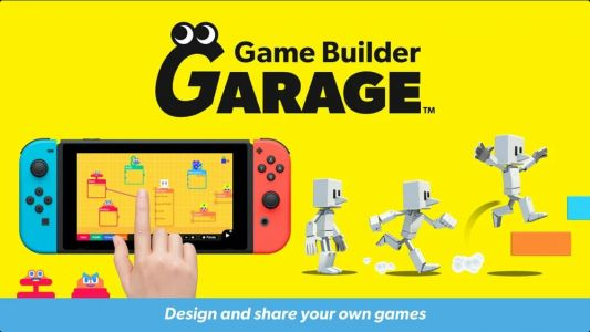 Nintendo Wants to Teach You How to Make Games in GAME BUILDER GARAGE for the Nintendo Switch