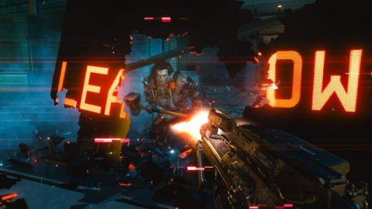 Cyberpunk 2077 Is Coming Back to PlayStation Store, Even Though It's Still Busted