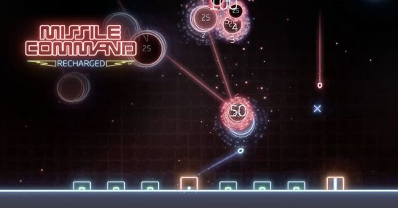 Atari Launches MISSILE COMMAND: RECHARGED to Mobile Devices