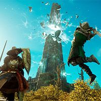 Amazon's New World beta has passed 200,000 concurrent users on Steam