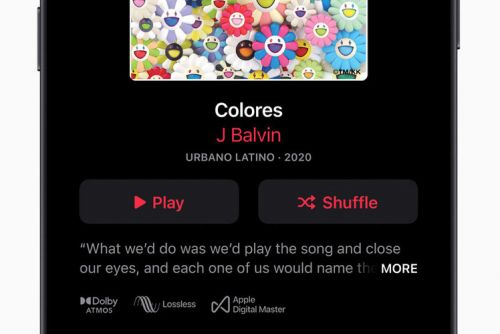 Apple Music confirms lossless audio for its entire catalogue of songs at no extra cost