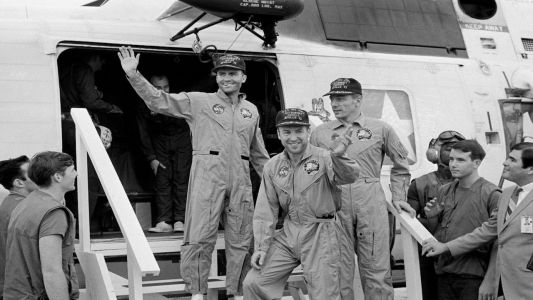 Apollo 13: The moon-mission that dodged disaster