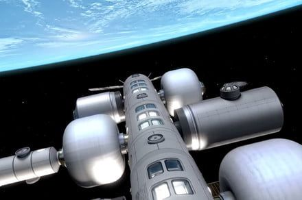 Blue Origin wants to build a space station for 'exotic hospitality'