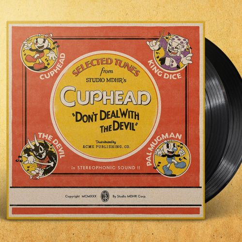 New Cuphead Vinyl Soundtrack Announced, Get It For 25% Off Until May 1