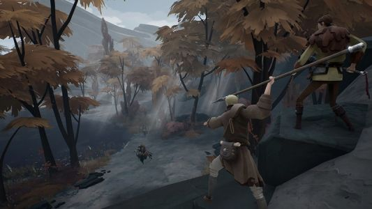 Ashen runs at native 4K resolution on Xbox One X