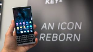 BlackBerry KEY2 Lite to come in red, blue and copper: report