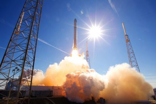 C'est SpaceX qui enverra les satellites de l'Air Force