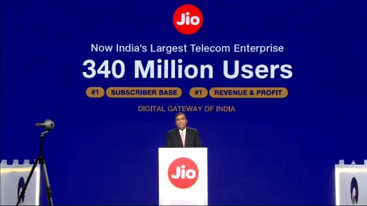 Reliance Jio announces All-in-One recharge plans starting at Rs 222