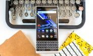BlackBerry KEY2 receiving the August security patch in North America