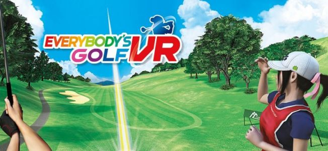 Review: Everybody's Golf VR aces it