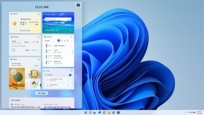 Microsoft introduces Windows 11 with Widgets, Snap Groups, Android app support, and tablet improvements