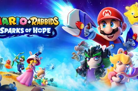 Mario + Rabbids: Sparks of Hope takes the tactics game to space
