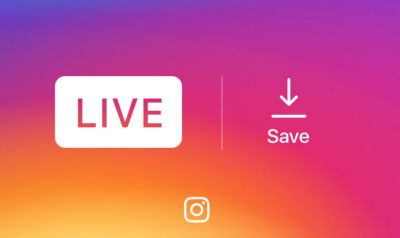 Instagram now lets you save live videos for later