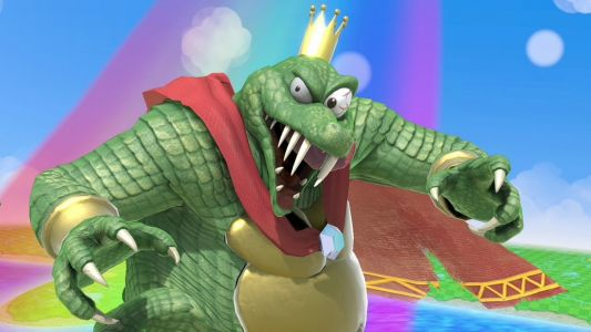 Super Smash Bros. Ultimate Adds King K. Rool, Donkey Kong's Rival