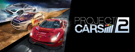 Now Available on Steam - Project CARS 2