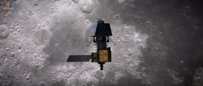 India's Chandrayaan-2 Moon Mission Successfully Enters Lunar Orbit