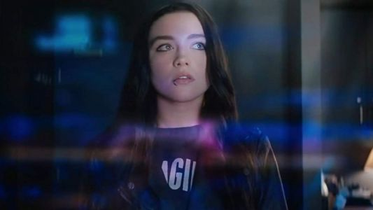 Marvel Casting FIGHTING WITH MY FAMILY Star Florence Pugh in BLACK WIDOW