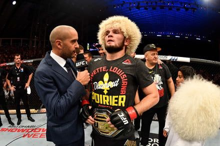 10 Things you need to know about Khabib Nurmagomedov