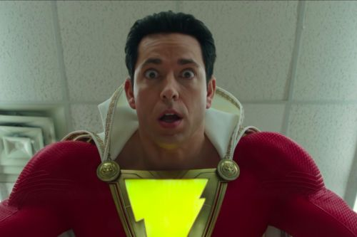 The first trailer for DC's Shazam is like Big, but with superheroes