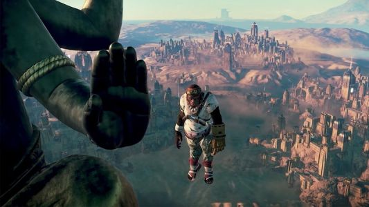 New Beyond Good & Evil 2 footage showcases flying vehicles and space combat