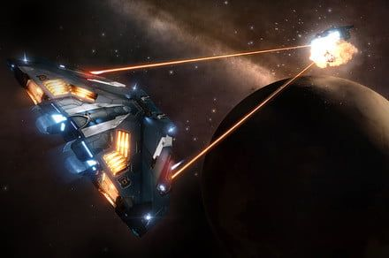 Jump into hyperdrive and launch yourself into the best space games