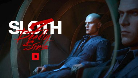 Relax a Little with the New Sloth DLC for HITMAN 3