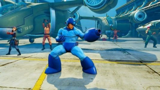 Mega Man and Roll Crossover Costumes for Ryu and Sakura slide into Street Fighter V: Arcade Edition on February 26th