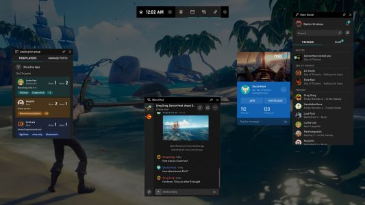 Microsoft tweaks Xbox Game Bar in Windows 10 to make it actually useful
