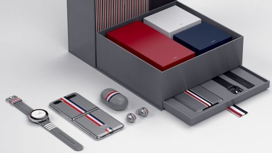 Samsung Galaxy Z Flip Thom Browne Edition Heads to Spain & Singapore, More Color Variants for S20 Lineup Announced