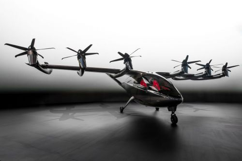 Air taxi startup Archer shows off small electric aircraft but no flight test