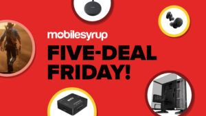 The five best deals in Canadian tech this week