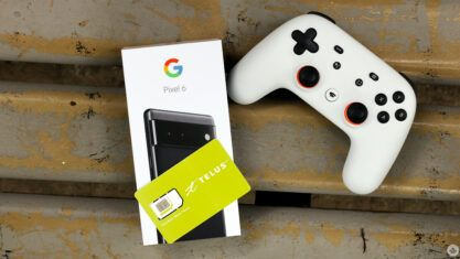Enter Telus' 5G cloud gaming contest to win a Pixel 6