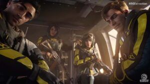 Ubisoft Montreal's Rainbow Six: Extraction will release on September 16
