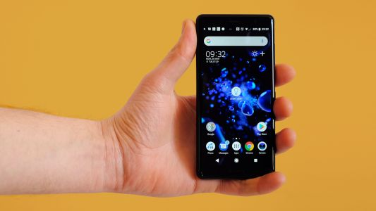 Save over £100 on the Sony Xperia XZ2 Compact